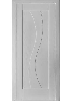 Модель 15 белый ясень глухая