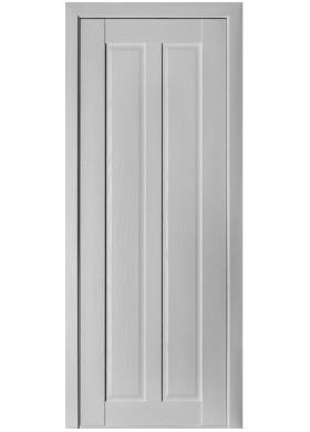 Модель 117 белый ясень глухая