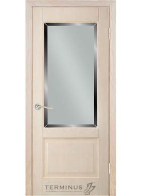 Модель 04 ясень сrema со стеклом