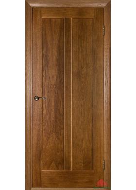 Межкомнатная дверь Дива дуб рустикаль глухая