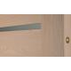 Межкомнатные двери, Экошпон двери - Межкомнатные Двери Белоруссии Горизонталь выбеленный дуб глухая, фото №3