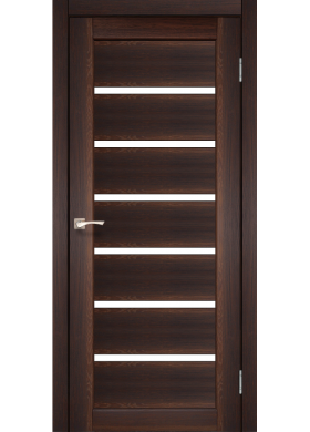 Межкомнатная дверь Korfad PR-01 орех