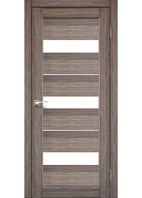 Межкомнатная дверь Korfad PR-12 дуб грей