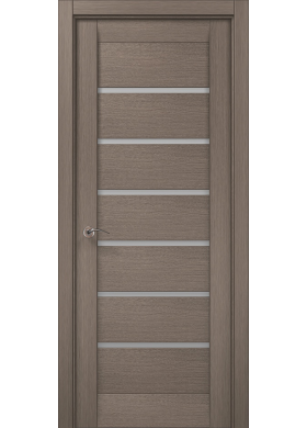 Межкомнатная дверь Папа Карло ML-14с дуб серый