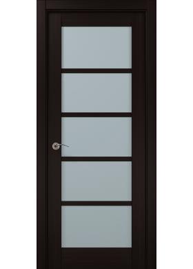 Межкомнатная дверь Папа Карло ML-15с венге