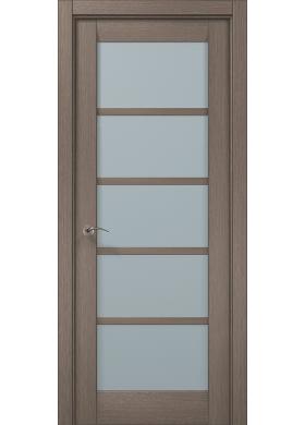 Межкомнатная дверь Папа Карло ML-15с дуб серый