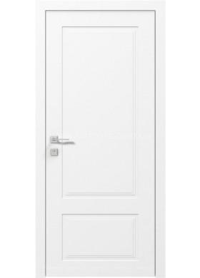 Межкомнатная дверь Rodos Cortes Galant глухая