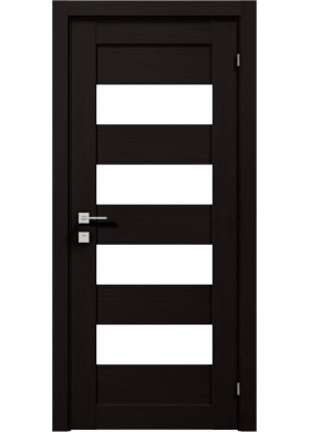 Межкомнатная дверь Rodos Milano венге шоколадный