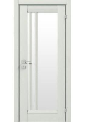 Межкомнатные двери, ПВХ двери - Межкомнатная дверь Rodos Colombo сосна крем со стеклом