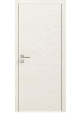 Межкомнатная дверь Rodos Modern Flat капучино глухая