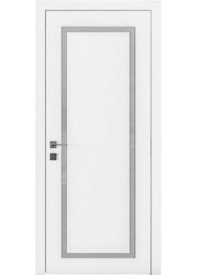 Межкомнатная дверь Rodos Loft Porto 2 полустекло