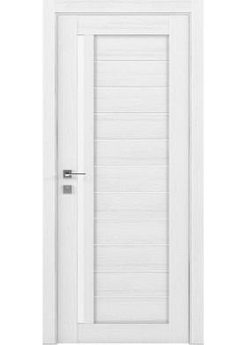 Межкомнатная дверь Rodos Modern Bianca каштан белый