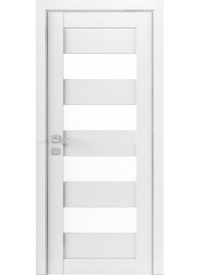 Межкомнатная дверь Rodos Milano белый мат