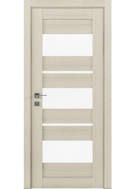 Межкомнатная дверь Rodos Polo каштан беж