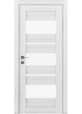 Межкомнатная дверь Rodos Polo каштан белый