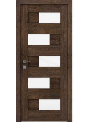 Межкомнатная дверь Rodos Modern Verona акация темная
