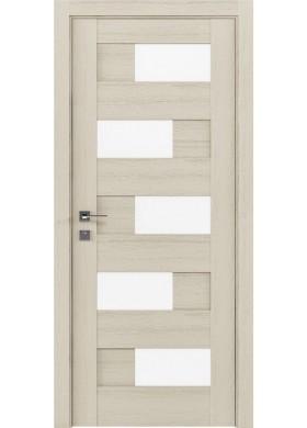 Межкомнатная дверь Rodos Modern Verona каштан беж