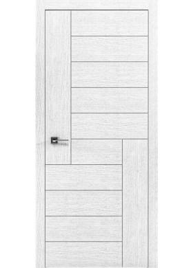 Межкомнатная дверь Rodos Liberta Domino 3 дуб белый