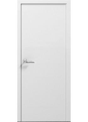 Межкомнатная дверь Гранд Paint-1 белый мат