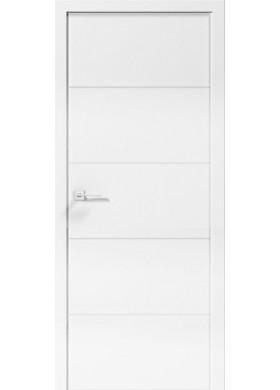 Межкомнатная дверь Гранд Paint-2 белый мат