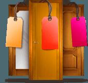 Стоимость и тип дверей